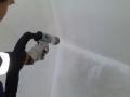 nástrek termoplastu plameňometom Gladiátor