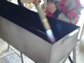 povrchová úprava termoplastom - plameňom