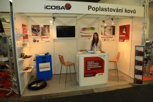 ICOSA Stánok na MSV v Brne
