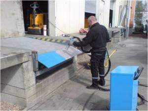 GLADIÁTOR mobilná technológia na poplastovanie kovov