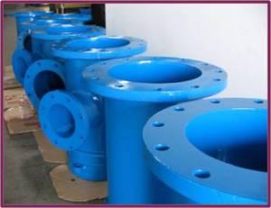 Farba na styk s pitnou vodou - poplastovanie fitingov na pitnú vodu
